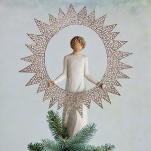 Starlight Tree Topper 27277 Willow Tree NEW